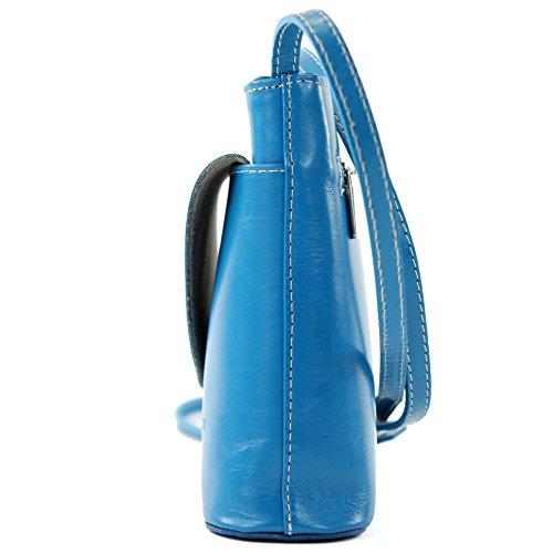sac à italien Himmelblau main Sac pour sacoche sac à femme D1 petite sac bandoulière Pw1Yq8w