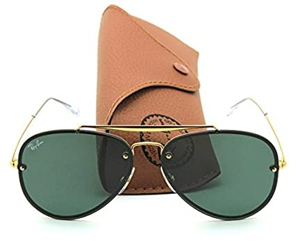 533078fd4d Image Unavailable. Image not available for. Color  Ray-Ban RB3584N BLAZE  AVIATOR Sunglasses 905071 ...