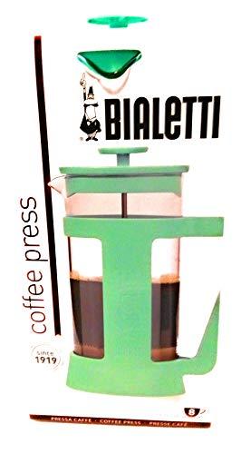 Bialetti Coffee Press, Mint Green