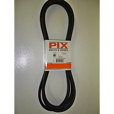 Mowforce 196103, 532196103, Replacement Belt Made with Kevlar. for Craftsman, Poulan, Husqvanra, More.: Garden & Outdoor