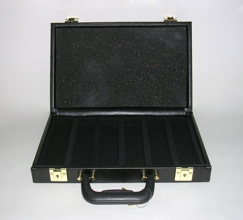 300 Capacity Poker Chip Case by George & Company, LLC