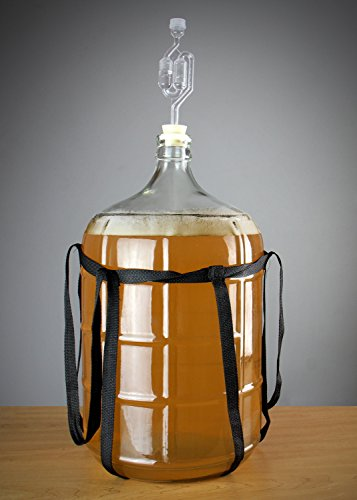 Kegco KC FP-CB-06 Glass Carboy, 6 gallon, Clear by Kegco (Image #4)