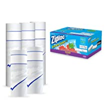 Ziploc Vacuum Seal Combo 5 Roll Pack