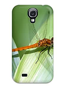 New Premium AnthonyJNixon Dragonfly Skin Case Cover Excellent Fitted For Galaxy S4