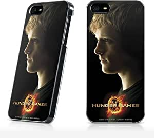 The Hunger Games - The Hunger Games -Peeta Mellark - iPhone 5 & 5s - LeNu Case