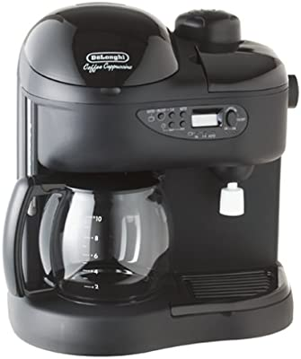 Amazon.com: DeLonghi CC100B Coffee Cappuccino Machine, Black ...