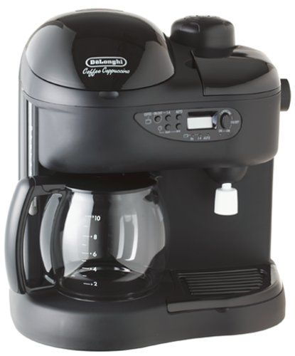 DeLonghi-CC100B-Coffee-Cappuccino-Machine-Black