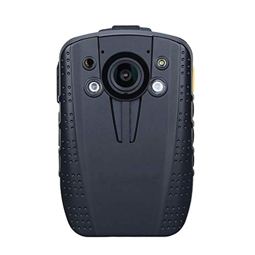 Police Body Camera HD 1296P,Night Vision for Law Enforcement, Security Guard, 2 Inch LCD Display, 140° Wide Angle with 16GB Built-in