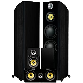 Amazon Com Fluance Signature Series Hi Fi 5 0 Surround