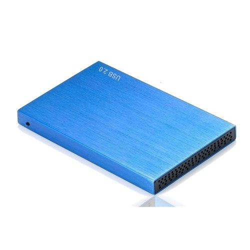 Storite 160gb 160 gb 2.5 inch USB 2.0 Mac Edition Portable External Hard Drive - Blue
