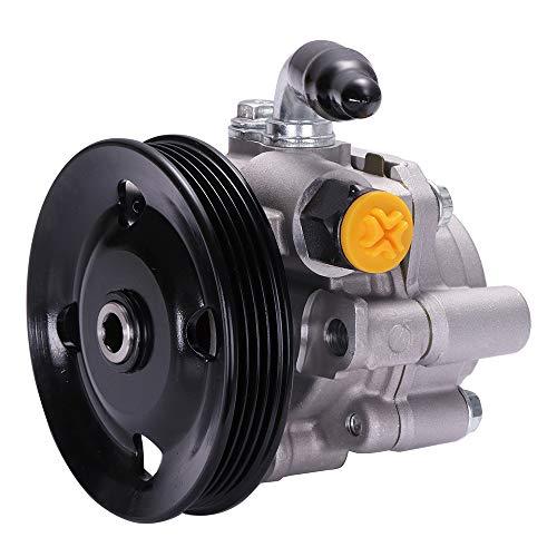 SCITOO Power Steering Pump Compatible for 2002 2003 Lexus ES300, 2004 2005 2006 Lexus ES330, 2002 2003 2004 2005 2006 Toyota Camry 21-5287 Power Assist Pump
