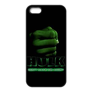 The Hulk Cell Phone Case for iPhone 5S by lolosakes