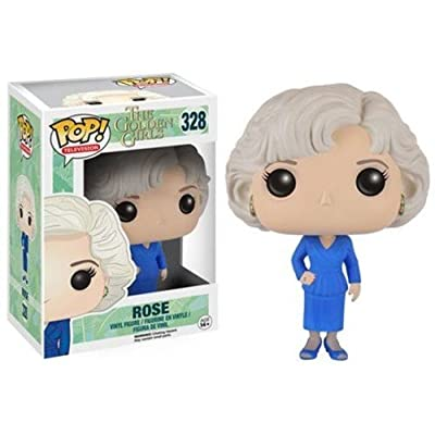 Funko POP TV: Golden Girls Rose Action Figure: Funko Pop! Television:: Toys & Games