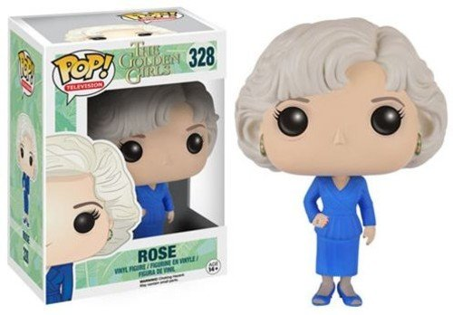 (Funko POP TV: Golden Girls Rose Action Figure)