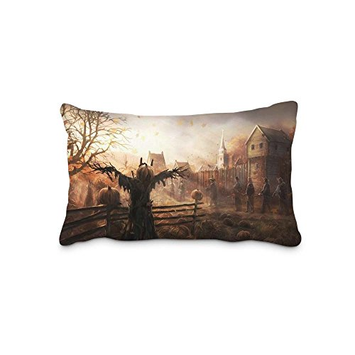 Festival Halloween 20x30inch(2 Sides) Pillow Case Standard Size Fashion Design Pillow Cover