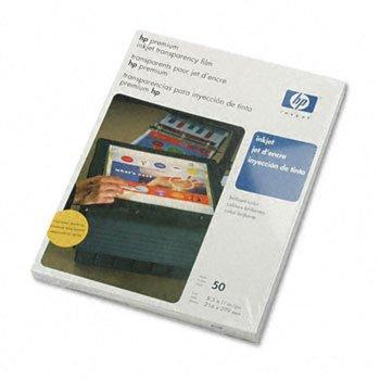 HEWC3834A - HP Premium Inkjet Transparency Film