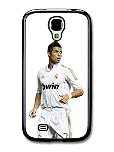 AMAF ? Accessories Cristiano Ronaldo Playing Real Madrid Football case for Samsung Galaxy S4