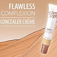 Thin Lizzy Concealer Crème, Waterproof Miracle Makeup That Covers Blemishes & Imperfections All Day Long, Angel (Oriental Doll)