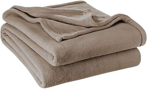 Bare Home Microplush Velvet Fleece Blanket - Twin Twin Extra Long - Ultra- Soft - Luxurious Fuzzy Fleece Fur - Cozy Lightweight - Easy Care - All  Season ... 5ab117109