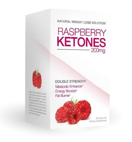 Cétone framboise, Fat Burner, perte de poids naturel, Métabolique Enhancer, Energy Booster, la santé Antioxydant-TFX Framboise cétones 200mg, 60ct