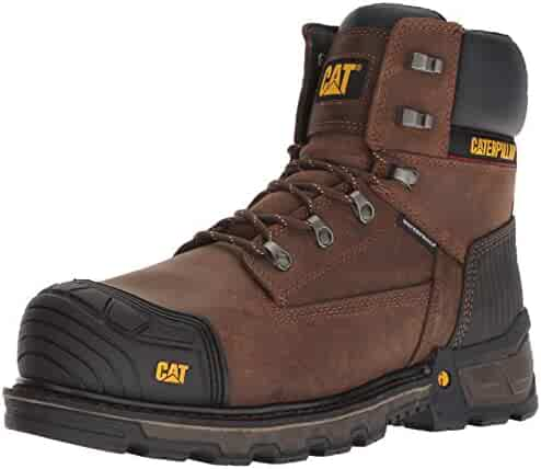 16030daad2f Shopping Brown - Caterpillar - Work & Safety - Boots - Shoes - Men ...