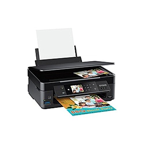 Epson Expression Home XP-440 Inkjet Multifunction Printer - Color - Plain Paper Print - Desktop - Copier/Printer/Scanner - 5760 x 1440 dpi Print - 1 x Input Tray 100 Sheet - (Certified Refurbished) by Epson