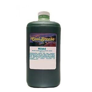 Kiwi Frozen Drink Machine Granita Slush Mix