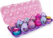 Hatchimals CollEGGtibles, Cosmic Candy Limited Edition Secret Snacks 12-Pack Egg Carton, for Kids Aged 5 and u
