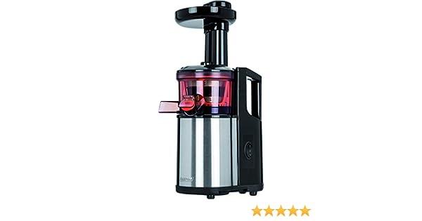MPM Licuadora de Prensado En Frio 120 W, 0.8 litros: Amazon.es: Hogar