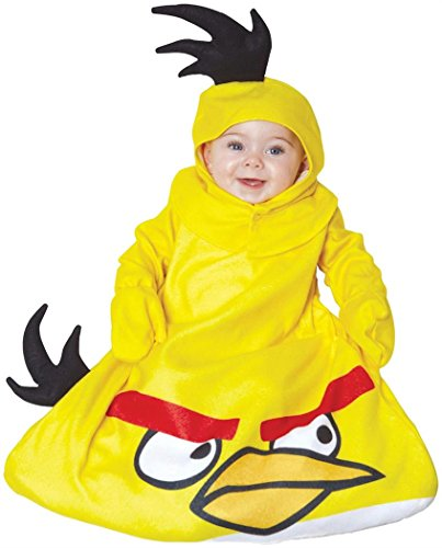 Yellow Bird Bunting Baby Infant Costume - Newborn]()