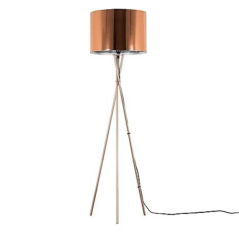 Versanora VN-L00002 Cara Floor Lamps Copper