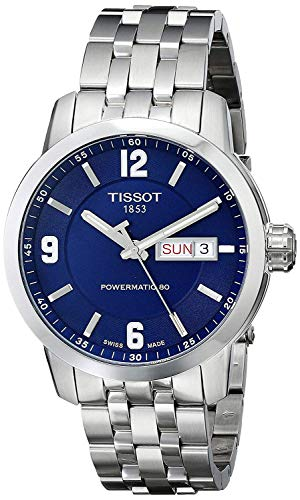 Tissot Watch PRC2001J Automatic (Copy Earl Sea 200 Automatic) T0554301104700 Men's [Regular Imported Goods]