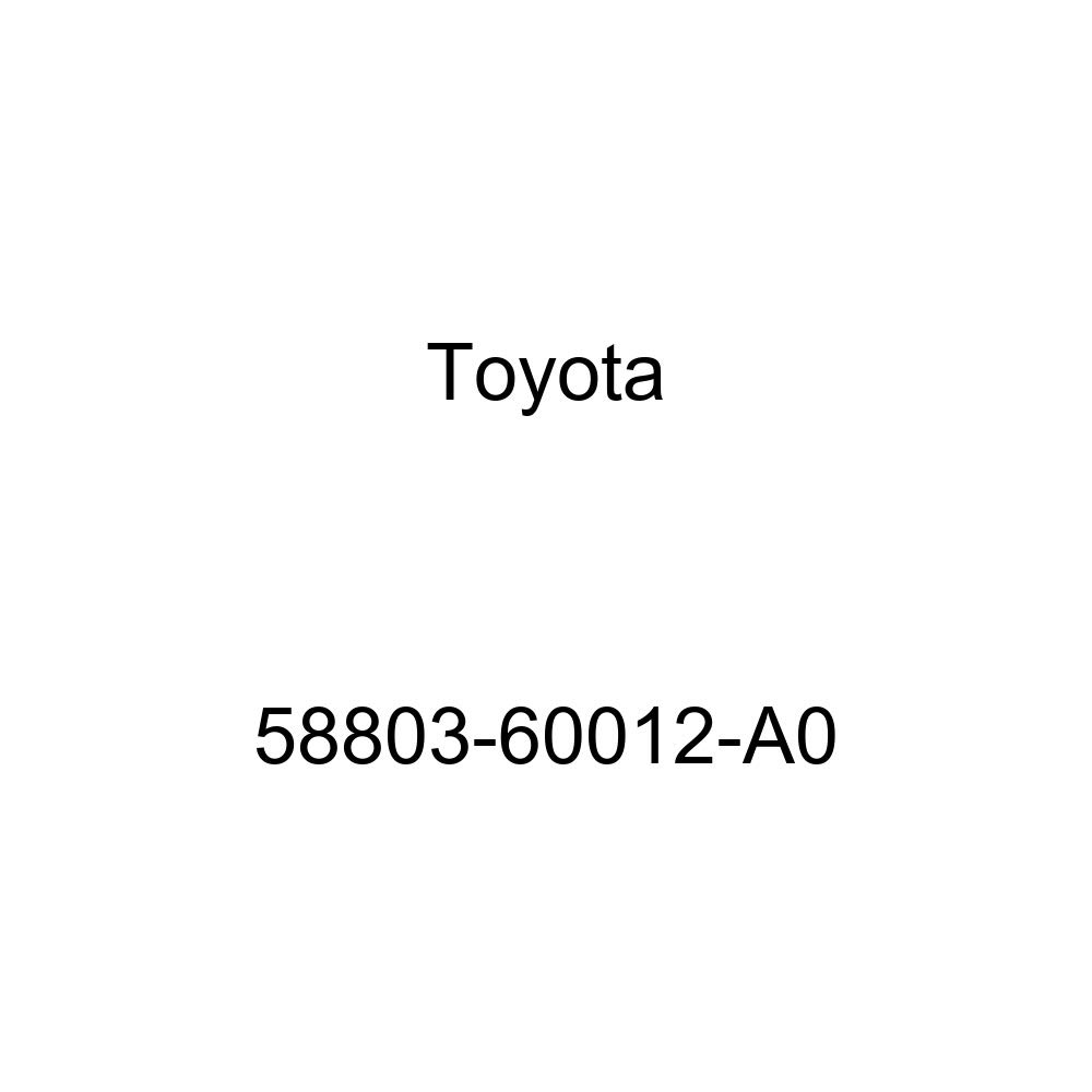 Toyota 58803-60012-A0 Cup Holder Box Sub Assembly