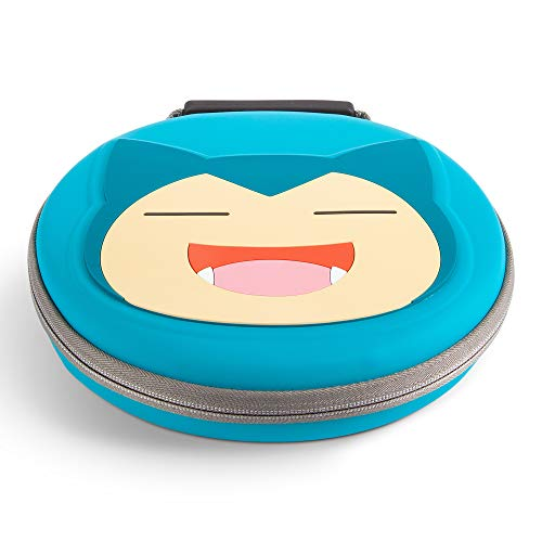 PowerA Pokemon Carrying Case for Nintendo Switch or Nintendo Switch Lite - Snorlax, Protective Case, Gaming Case, Console Case - Nintendo Switch