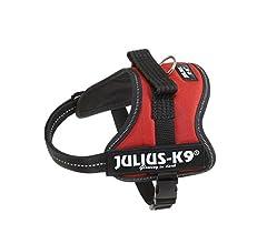 Julius-K9, Talla 2, 71-96 cm, Rojo: Amazon.es: Productos para mascotas