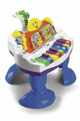 Fisher Price Interactive Baby Grand Piano Buy Online In