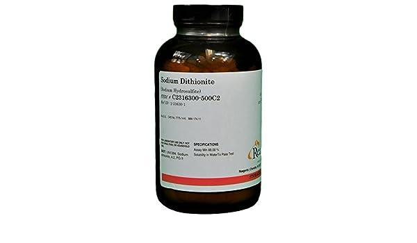 Reagents C2316300-500C2 Sodium Dithionite Purified, Grade