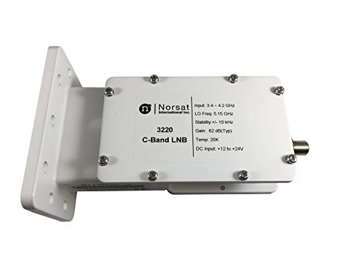 Norsat LNB 3220 C-Band PLL for sale  Delivered anywhere in USA