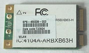 USB 2.0 Wireless WiFi Lan Card for HP-Compaq Presario SR5412IT