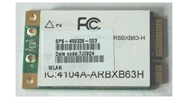 USB 2.0 Wireless WiFi Lan Card for HP-Compaq Presario Media Center SR1975AN
