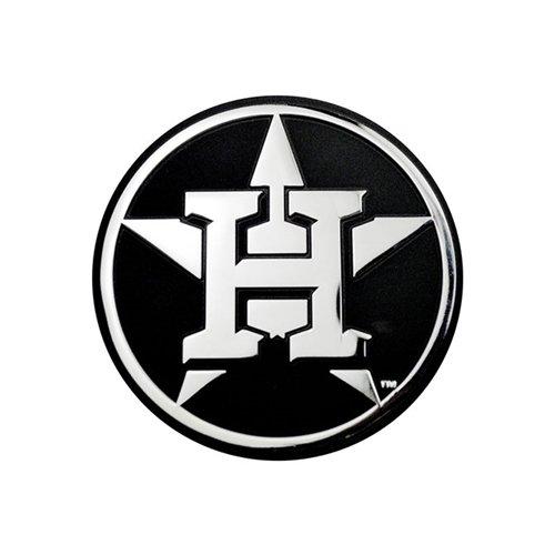 (Team ProMark MLB Houston Astros Metal Emblem, 3