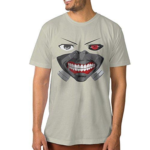 Texhood Man's Tokyo Ghoul Tshirts Size3X Natural - Kors Ireland Michael