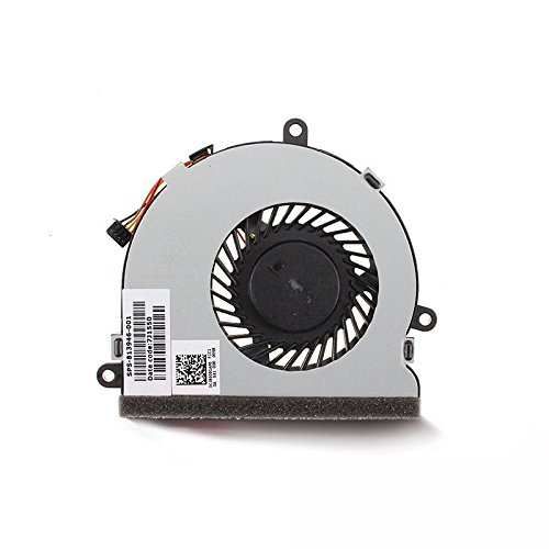 New Laptop CPU Cooling Fan for HP 15-ba008ca 15-ba009dx 15-ba010nr 15-ba013cl 15-ba138ca 15-ba140ca 15-ba113cl 15-ba105ng
