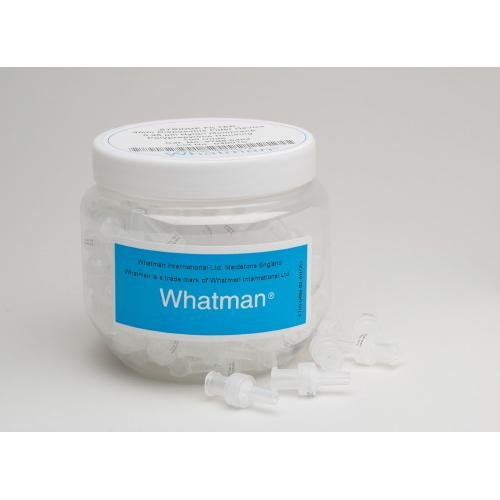 Whatman 6784-0402 PTFE Puradisc 4 Syringe Filter, 0.2 Micron (Pack of 100) by Whatman