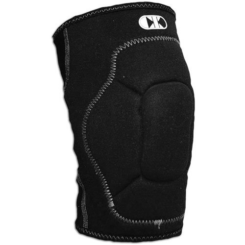 Cliff Keen Wraptor Wrestling Knee Pad,Black,Small