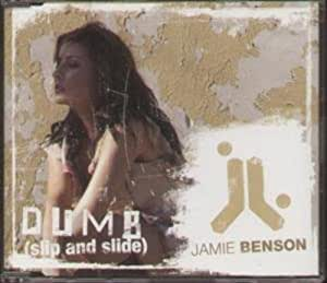 DUMB (SLIP AND SLIDE) CD UK CONCEPT 2001
