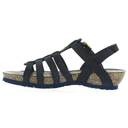 Sandalias de Mujer PANAMA JACK DUNA BASICS B2 NOBUCK MARINO