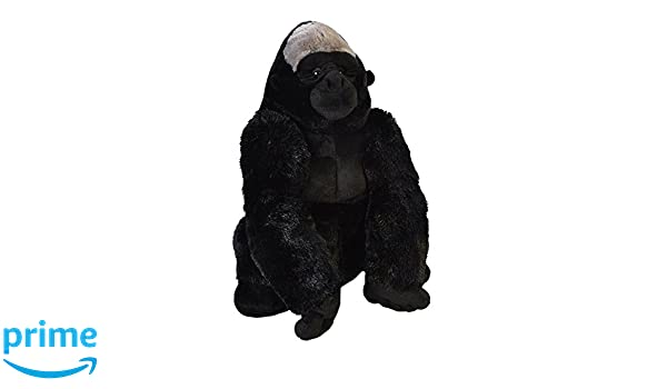 Wild Republic - Little Biggies Gorilla Silverback Peluche, 53 cm (19318): Amazon.es: Juguetes y juegos