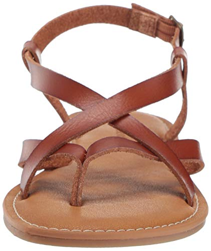 da Tan Shogun Sandalo Casual Amazon cinturino cinturino Donna Essentials Marrone tan con donna Sandalo con xYWnaHWU
