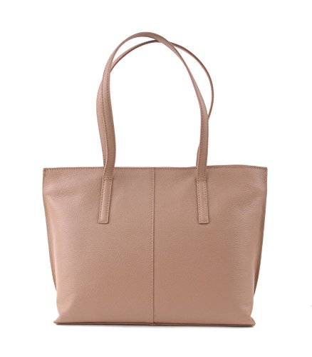 BREE Damen Cary 5, Toasted Coconut, Tote S W18, Beige (Toasted Coconut), 27x11.5x33 cm Beige (Toasted Coconut)
